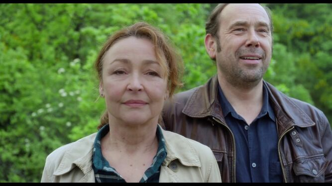Catherine Frot y Olivier Gourmet.