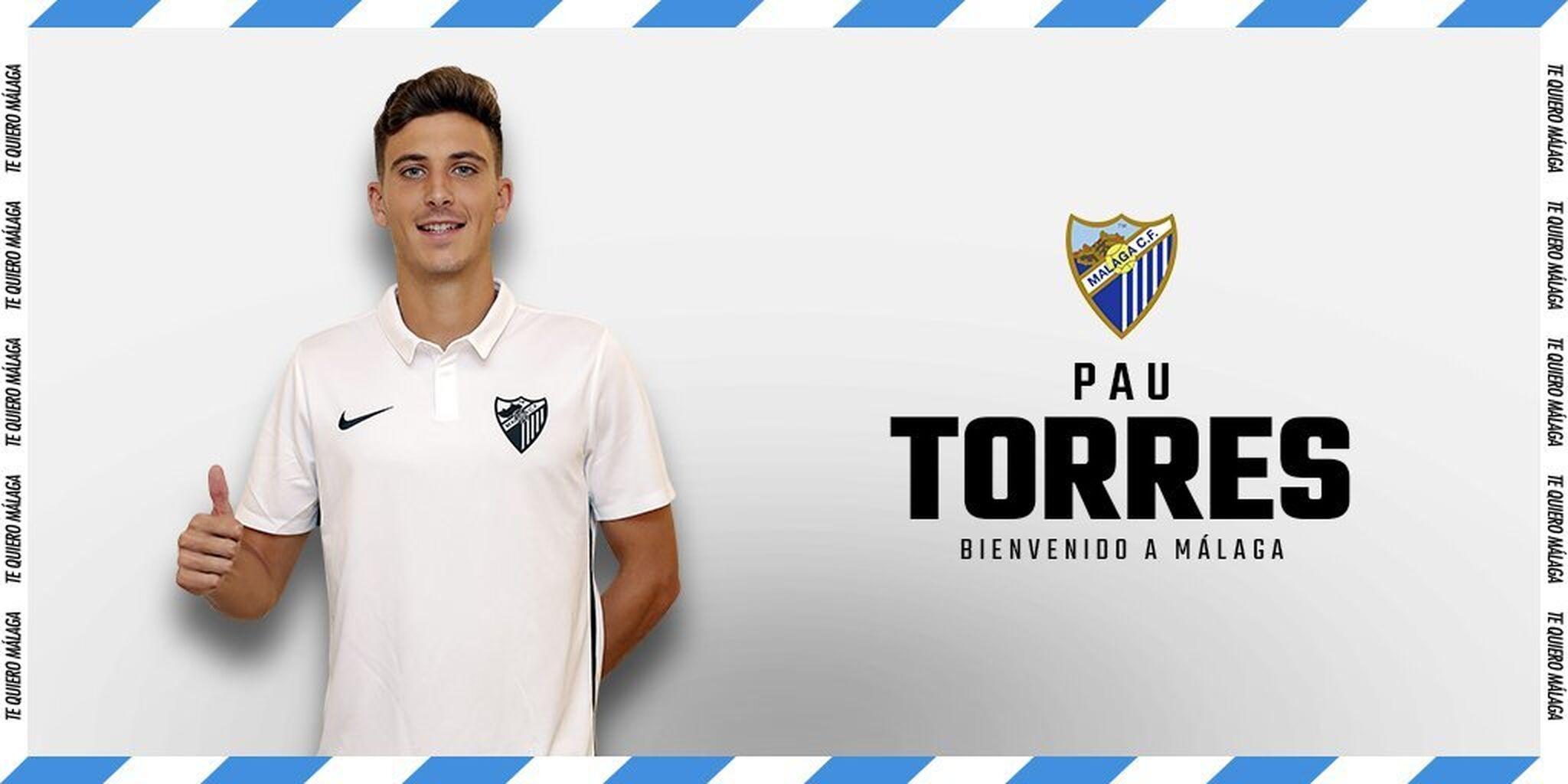Fichajes Pau-Torres-jugador-Malaga_1270383540_87766983_2048x1024