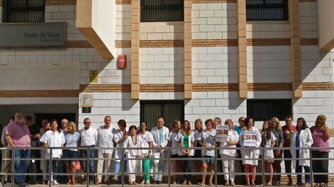 Dos nuevas agresiones en centros de salud de m laga capital for Centro medico ciudad jardin