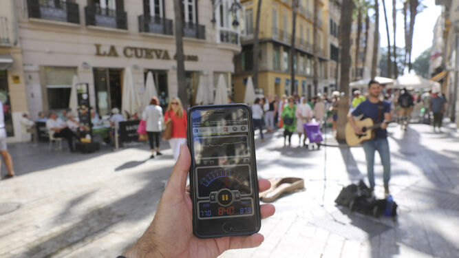 Málaga, la muy Ruidosa
