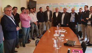 Reunión de la Junta Extraordinaria de Mahos.