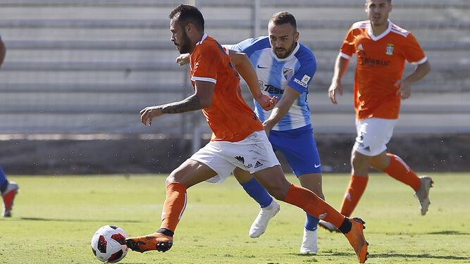 Real Murcia - Atlético Malagueño | Grupo IV Segunda B Morder en La ...
