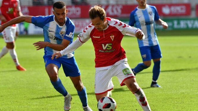 Real Murcia - Atlético Malagueño | Grupo IV Segunda B El Malagueño ...