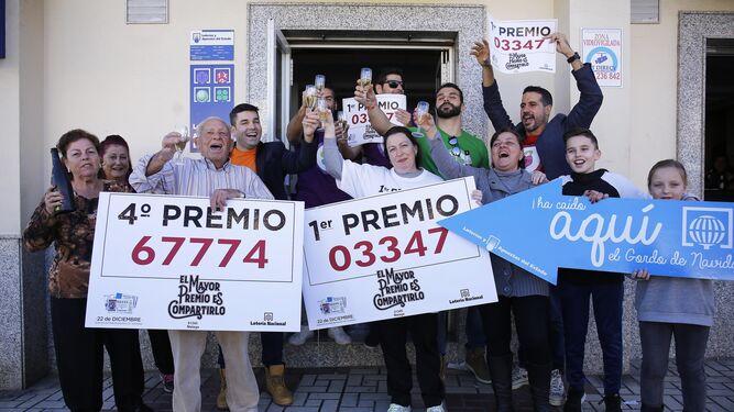 Sorteo Lotería Navidad: El Gordo y un cuarto premio, en una misma ...