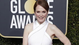 <p>Julianne Moore, de Givenchy.</p><br>