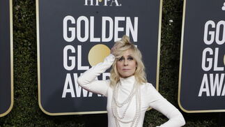 <p>Judith Light, de Christian Siriano.</p><br>