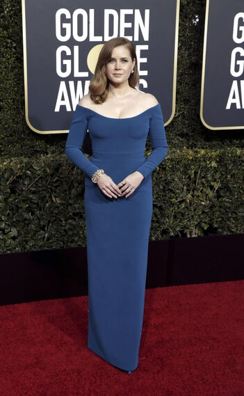 <p>Amy Adams, de Calvin Klein by Appointment.</p><br>