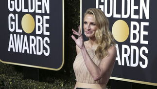 <p>Julia Roberts, de Stella McCartney.</p><br>