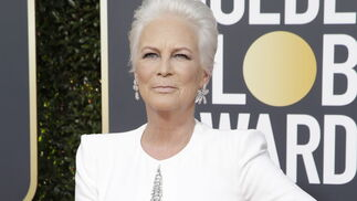 <p>Jamie Lee Curtis.</p><br>