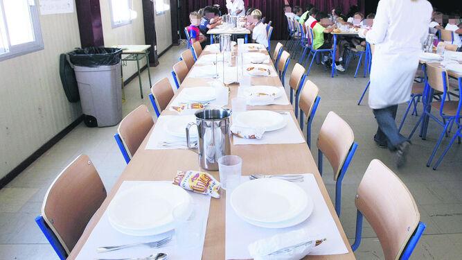 Las bajas de monitoras y cocineras de centros escolares de Málaga ...