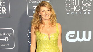 <p>Connie Britton, de Galvan.</p>