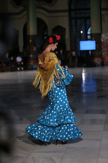 Errepé, fotos del desfile en Viva by We Love Flamenco 2019