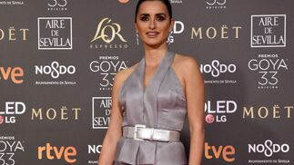 <p>Pen&eacute;lope Cruz, de Chanel</p><br>