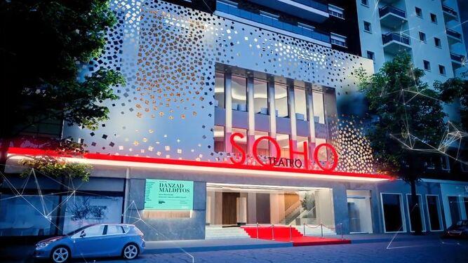 Képtalálatok a következőre: Teatro del Soho Caixabank