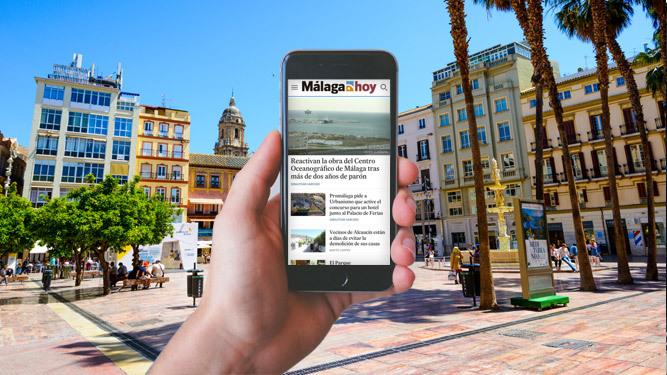 Notifiaciones push en Málaga Hoy