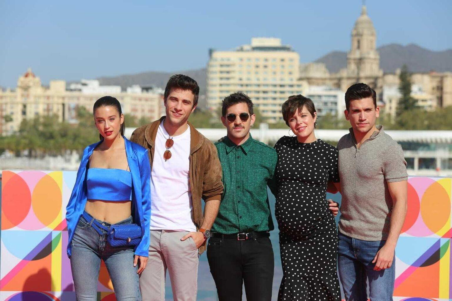 Los rostros de Netflix desembarcan en el Festival de Málaga de la ...