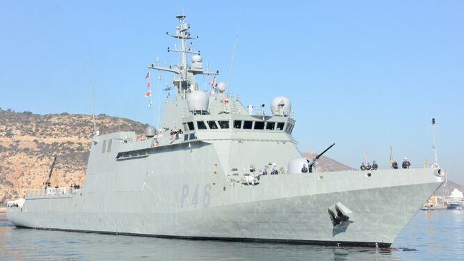 Un Nuevo Barco Para El Desembarco De La Legión De La Semana Santa En Málaga