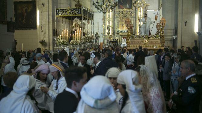 dbc7d298e2a Domingo de cierre y Resurrección en Málaga