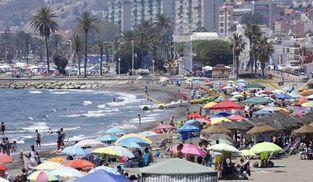 Todas Las Playas De Rincon De La Victoria La Victoria De La
