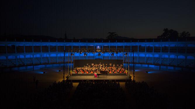 Arranca La Semana Internacional De La Musica En La Plaza De Toros De