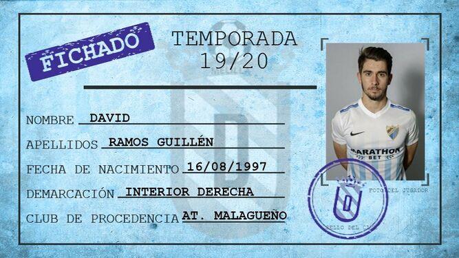 db35490a3d0 Málaga CF | La Academia David Ramos ficha por el Melilla tras dejar ...