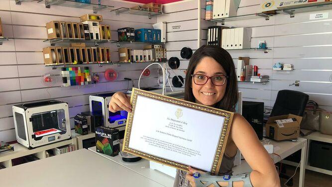Raquel Serrano, la ingeniera de Málaga que revoluciona las