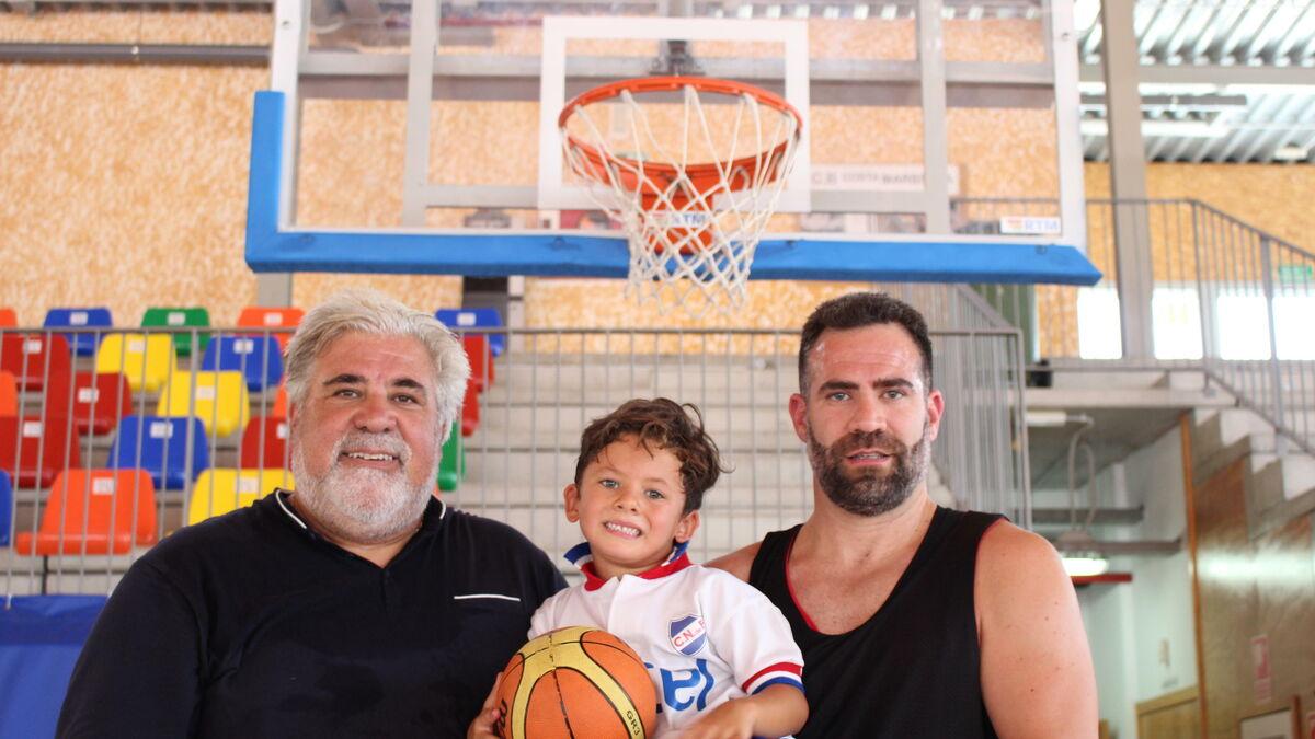 Carlos Cabezas vuelve a sus raíces