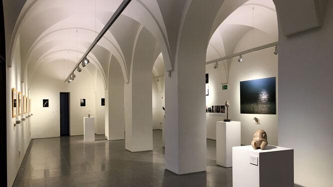 Exposicion en El Posito de Vélez-Málaga organizada por Eldevenir.