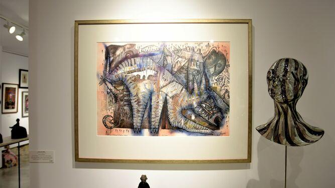 Valmar busca su espacio en la ciudad donde habita el arte.