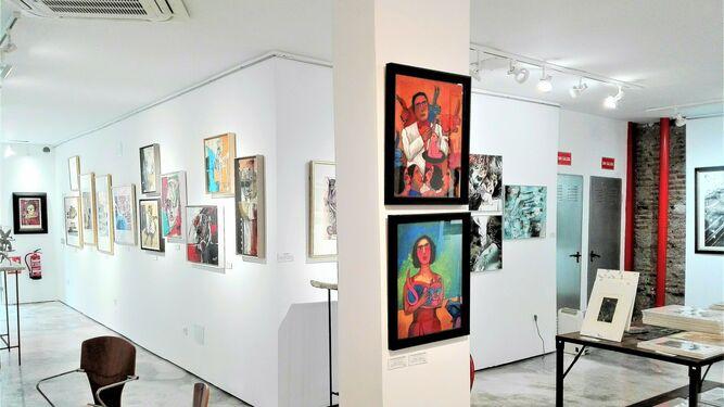 Valmar se especializa en arte latinoamericano.