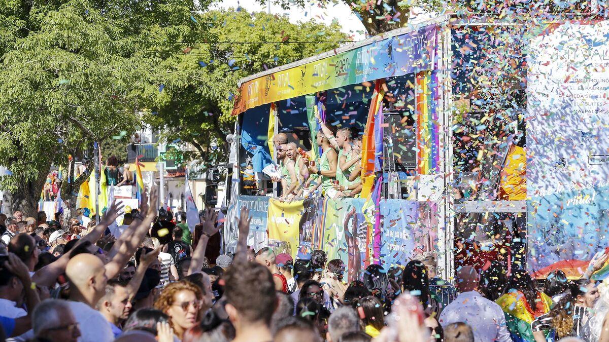 Orgullo Madrid: restricciones al tráfico