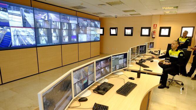 Málaga saca a concurso la segunda fase de su plan de videovigilancia en el Centro 2