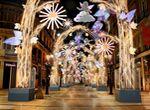 Un bosque otoñal con ángeles iluminará calle Larios en Navidad
