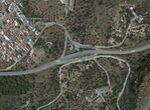 Muere un hombre de 44 años al salirse su coche de la carretera en Monda