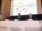 Una treintena de expertos abordan los retos de la educación financiera en el II Congreso Edufinet de ...