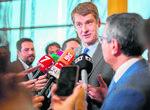 El embajador del Reino Unido confía en que el turismo británico siga fiel a España
