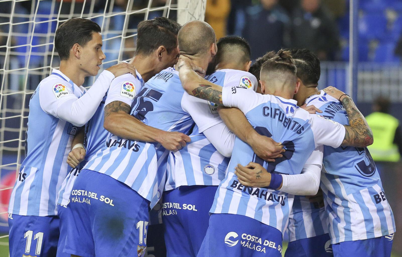 Málaga CF - cover