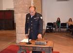 José Carrasco es nombrado nuevo jefe de la Policía Local de Ronda
