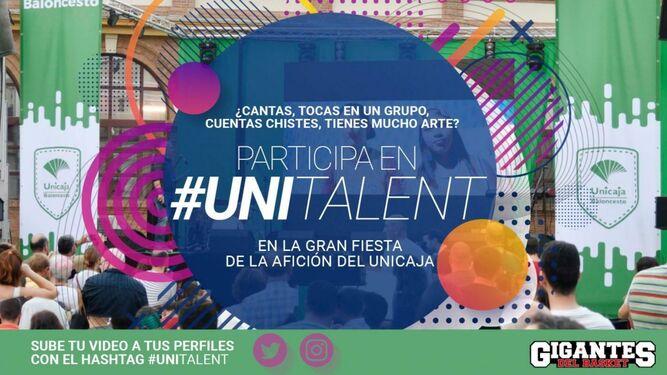 El Unicaja lanza Unitalent