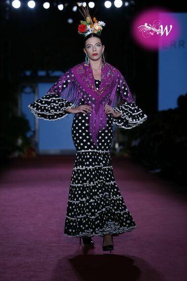 Desfile de Errepé en We Love Flamenco 2020