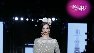Desfile Luisa Pérez en We Love Flamenco 2020