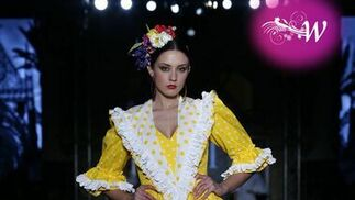 Desfile de Manuela Martínez en We Love Flamenco 2020