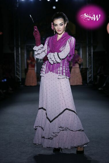 Desfile de Rocío Olmedo en We Love Flamenco 2020