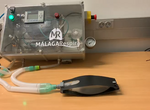 Coronavirus: Así son los respiradores diseñados en Málaga