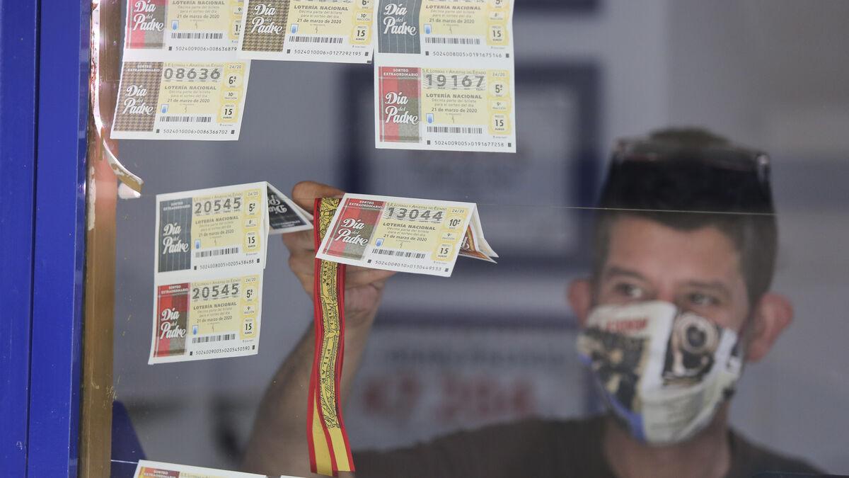 El segundo premio de la Lotería, dotado con 120.000 euros, toca en Marbella