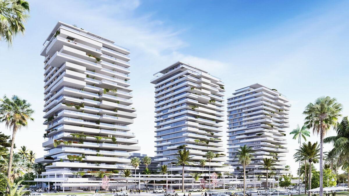 Expertos afirman que Málaga pierde competitividad por la escasez de viviendas de alquiler, oficinas y suelo logístico 1