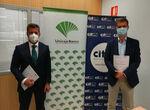 Unicaja Banco renueva su colaboración con casi 500 empresarios de CIT Marbella