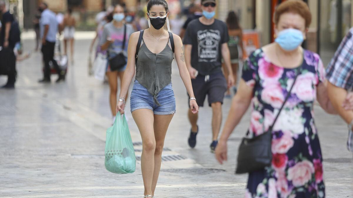 Málaga triplicará su población de la tercera edad en apenas tres décadas 2