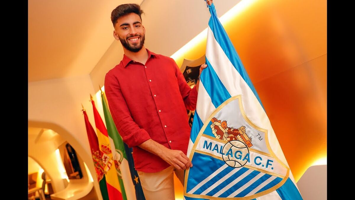 El Málaga CF renueva a Juande hasta 2023 2
