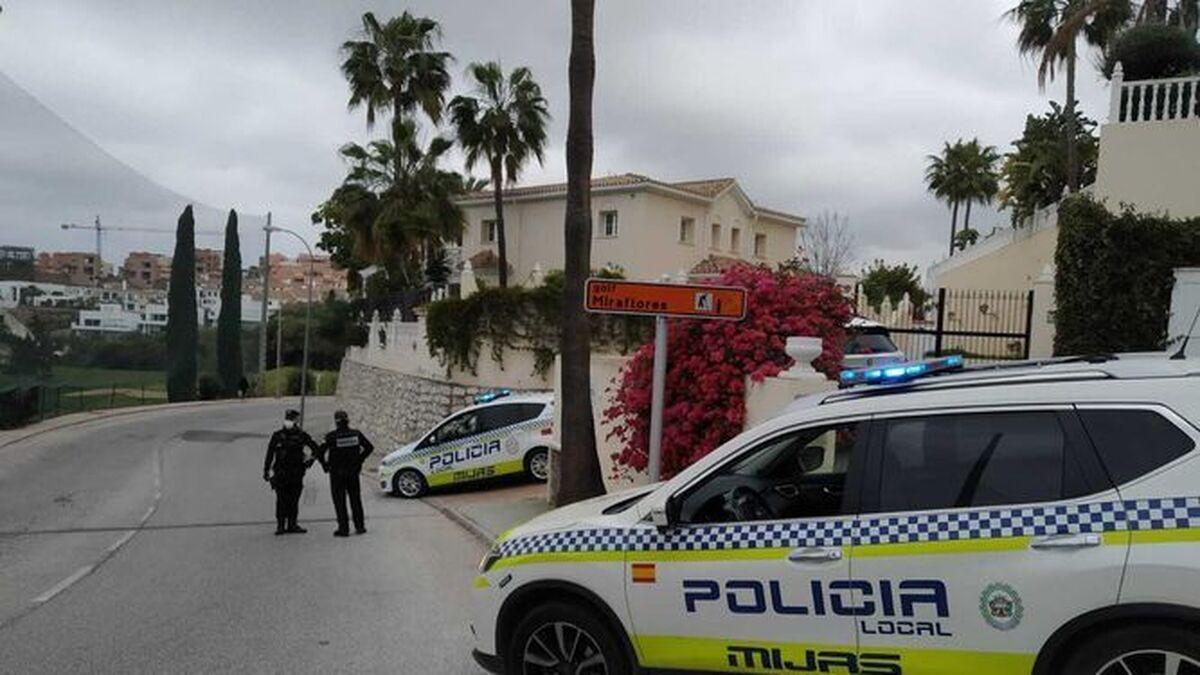 Mijas interpone 68 multas por incumplir las medidas frente al Covid